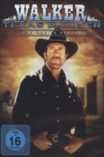 Walker, Texas Ranger, 7 DVD. Season.02