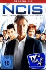 NCIS, 3 DVDs (Multibox). Season.5.2