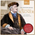 Richard Wagner - The Complete Opera Collection, 44 Audio-CDs