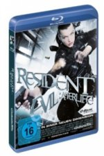Resident Evil: Afterlife, 1 Blu-ray