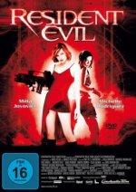 Resident Evil, 1 DVD