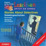 Stories About Detectives, 1 Audio-CD. Detektivgeschichten, 1 Audio-CD, engl. Version