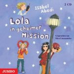 Lola in geheimer Mission, 2 Audio-CDs