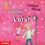 Applaus für Lola, 2 Audio-CDs
