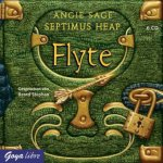 Septimus Heap - Flyte, 6 Audio-CDs