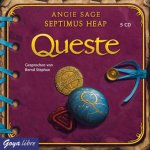 Septimus Heap - Queste, 5 Audio-CDs