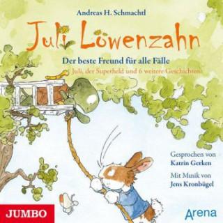 Juli Löwenzahn - Der beste Freund für alle Fälle