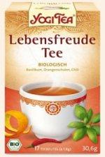 Yogi Tee Lebensfreude, Tee-Aufgussbeutel
