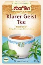 Yogi Tee Klarer Geist Tee, Tee-Aufgussbeutel