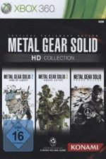 Metal Gear Solid HD Collection Budget, Xbox360-DVD