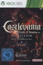 Castlevania, Lords of Shadow, Collection, Xbox360-DVD