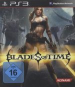 Blades of Time, PS3-Blu-ray Disc