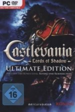 Castlevania: Lords of Shadow, Ultimate Edition, DVD-ROM