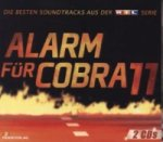 Alarm für Cobra 11, 2 Audio-CDs (Soundtrack)