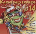 KarnevalsExpress, 1 Audio-CD. Vol.14
