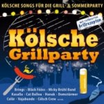 Kölsche Grillparty, 1 Audio-CD