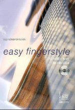 Easy Fingerstyle, m. Audio-CD. Vol.1