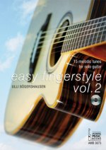 Easy Fingerstyle, m. Audio-CD. Vol.2