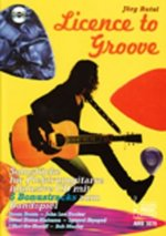 Licence to Groove, m. Audio-CD