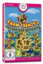Farm Frenzy 4 - Helden der Wikinger, 1 CD-ROM