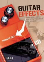 Guitar Effects, m. Audio-CD