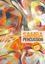 Samba Percussion, m. Audio-CD