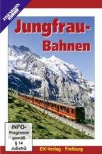 Jungfrau-Bahnen, 1 DVD