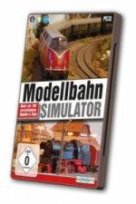 Modellbahn Simulator, 1 CD-ROM
