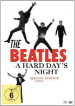 A Hard Day's Night - Special Edition, 1 Blu-ray u. 3 DVDs
