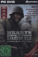 Hearts of Iron III Complete Edition, 1 DVD-ROM