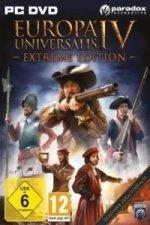 Europa Universalis IV, 1 CD-ROM
