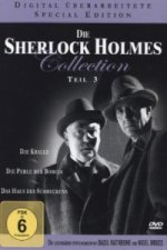 Die Sherlock Holmes Collection (Neuauflage), 3 DVDs. Tl.3