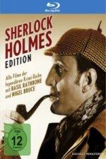 Sherlock Holmes Edition, 7 Blu-rays