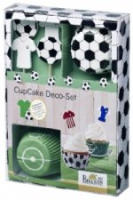 CupCake Deco-Set, Football