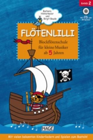 Flötenlilli. Bd.2