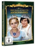 Drei Haselnüsse für Aschenbrödel, 1 DVD