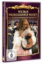 Wie man Prinzessinnen weckt, 1 DVD