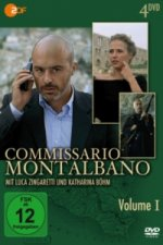 Commissario Montalbano, 4 DVDs. Staffel.1