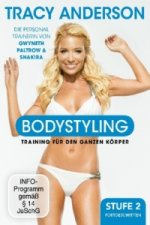 Tracy Anderson - Bodystyling, Fortgeschritten, Stufe 2, 1 DVD