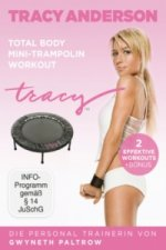 Die Tracy Anderson Methode Total Body Mini-Trampolin Workout, 1 DVD