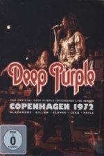 Deep Purple, Copenhagen 1972, 2 DVDs
