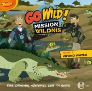 Go Wild! - Mission Wildnis - Kroko-Kinder