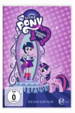 My Little Pony: Equestria Girls, 1 DVD