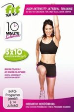 10 Minute Solution - High-Intensity-Interval Training, 1 DVD
