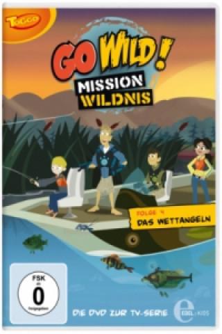 Go Wild! - Mission Wildnis - Das Wettangeln. Folge.4