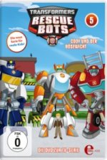 Transformers: Rescue Bots - Cody & Bösewicht, 1 DVD