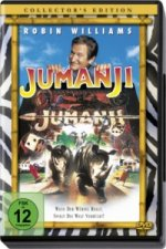 Jumanji, 1 DVD