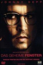 Das geheime Fenster, 1 DVD, deutsche u. englische Version