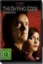 The Da Vinci Code, Sakrileg, 1 DVD