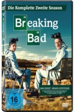 Breaking Bad, 4 DVDs. Season.2